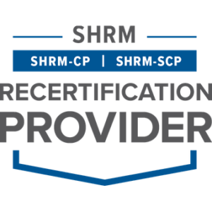 Fong Ilagan, LLP is recognized by SHRM to oer Professional Development Credits (PDCs) for SHRM-CP® or SHRM-SCP®.